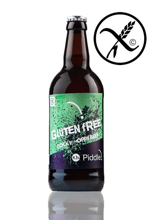 Piddle Brewery Gluten Free Cocky Hoppy Beer