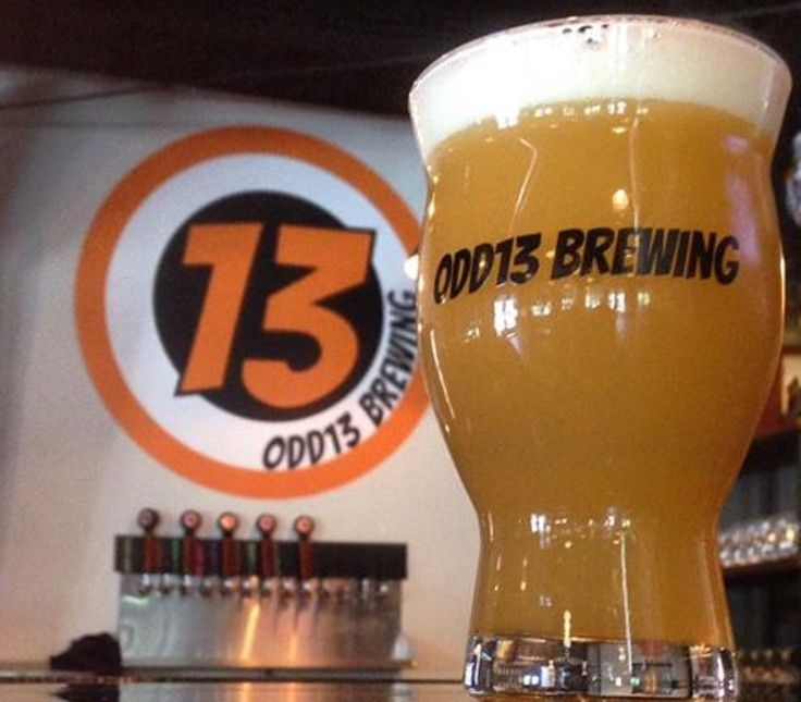 odd13 brewing gluten free beer