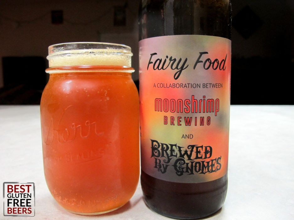 Fairy Food Ale By Moonshrimp Brewing + Brewed By Gnomes