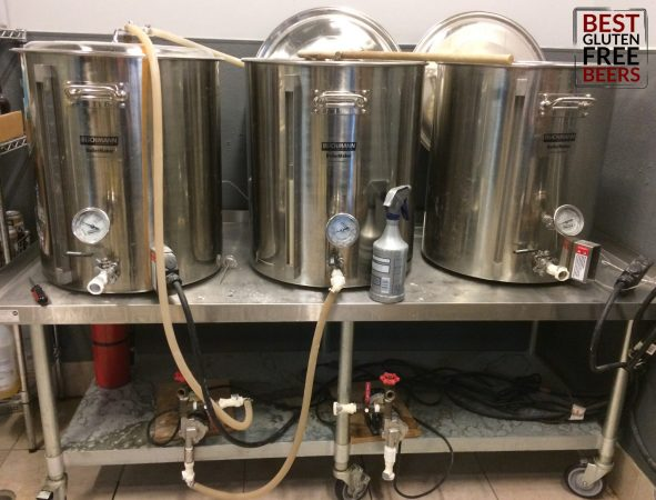 Ghostfish Brewing Pilot System