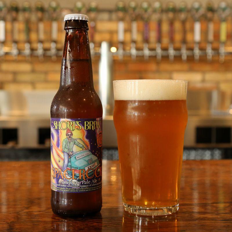 space rock apa Short's Brewing Company