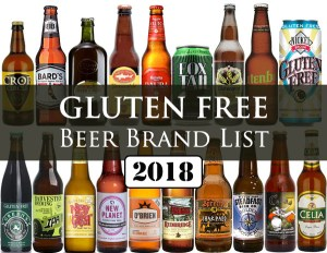 best gluten free beer brands 2018