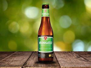 mongozo beers premium pilsener buckwheat white gluten free beer