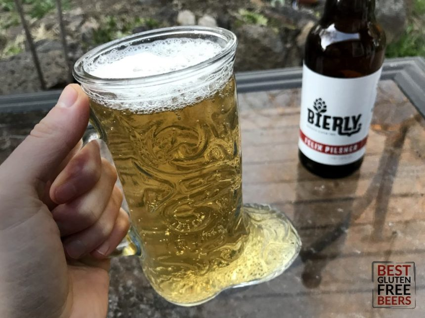 Bierly Brewing Felix Pilsner Gluten Free Beer Review