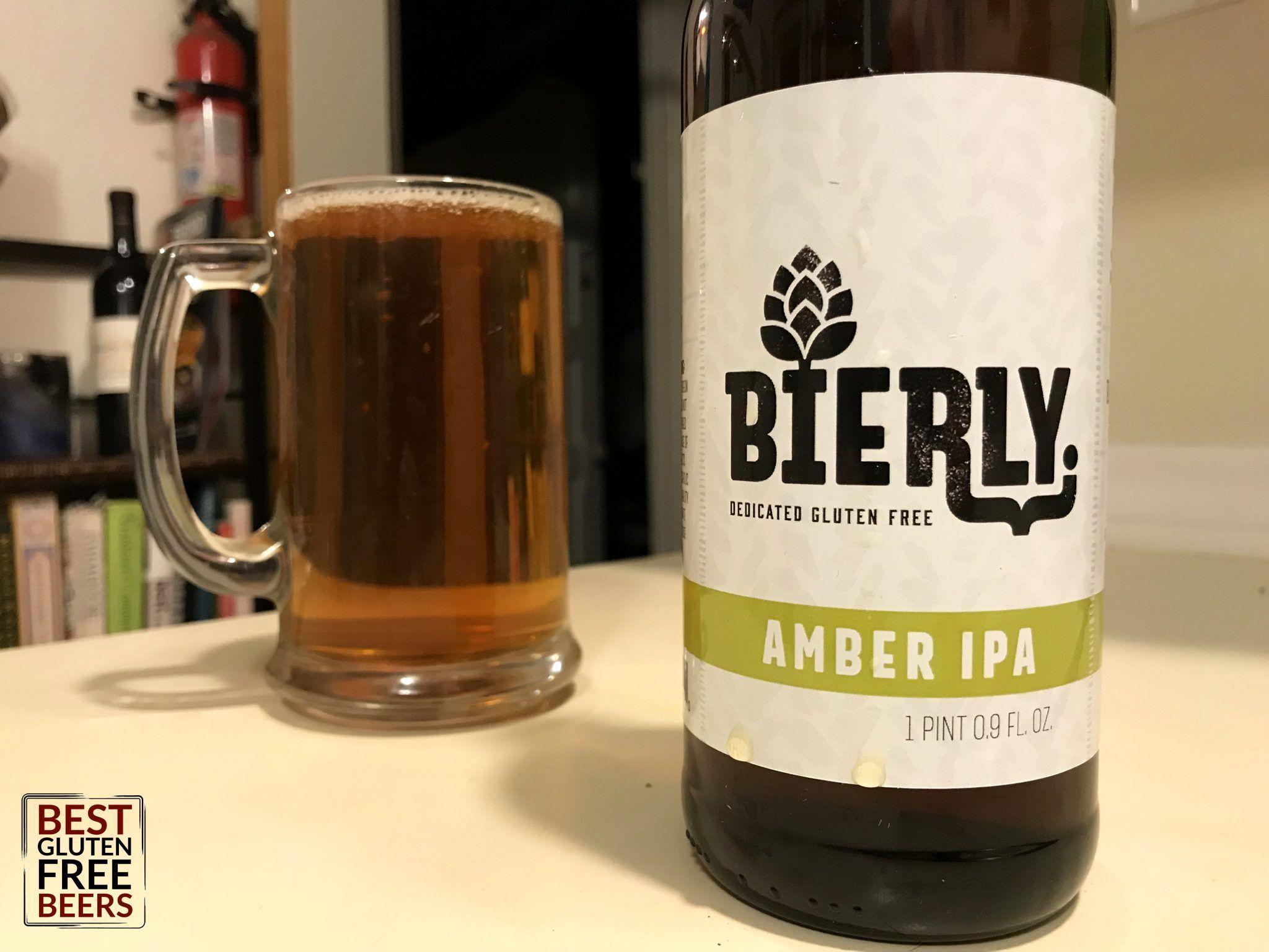 Bierly Brewing Amber IPA