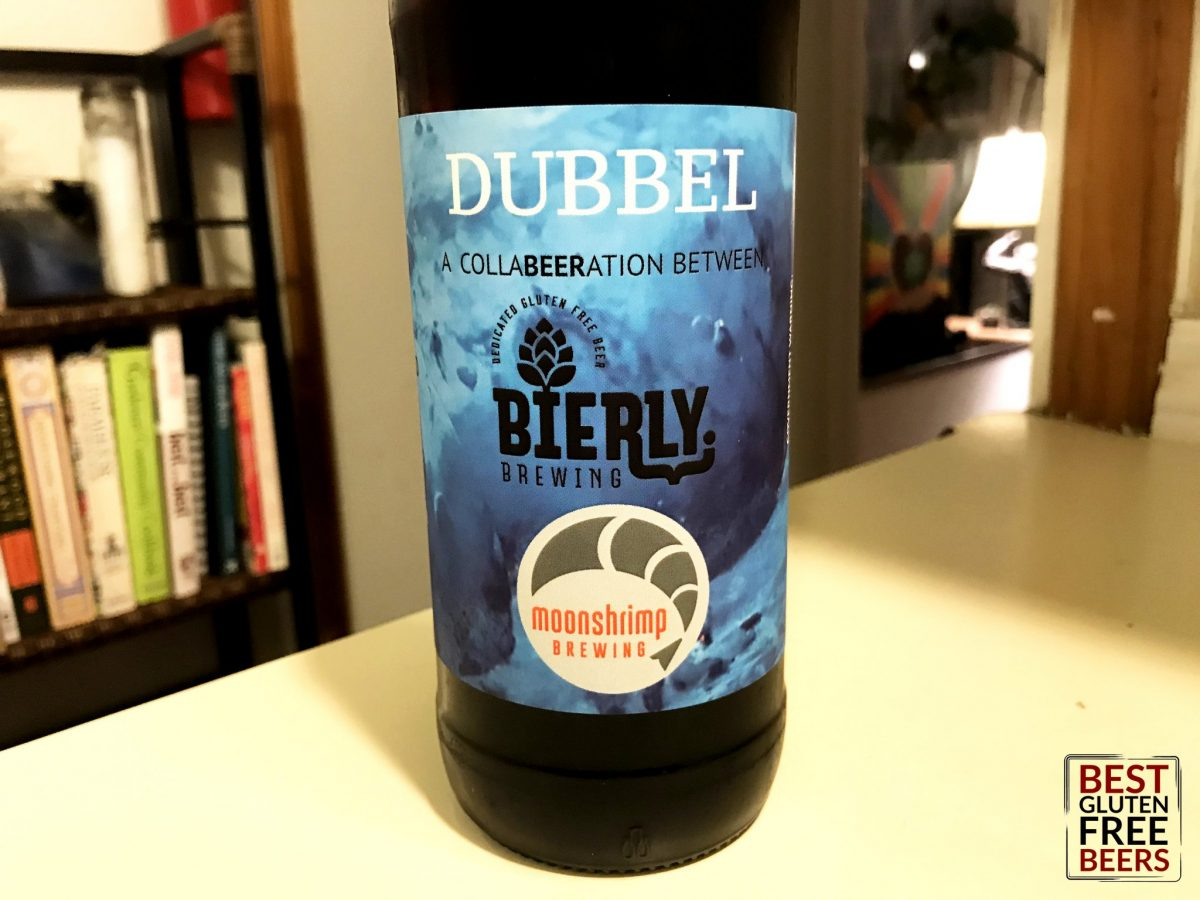 bierly brewing moonshrimp brewing collaboration dubbel ale