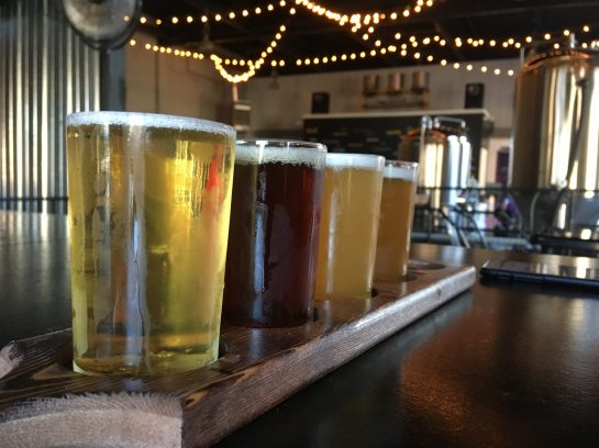 Gluten Free Taproom Review: Rolling Mill Brewing Company