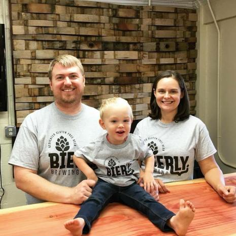 Bierly Brewing Gluten free brewery