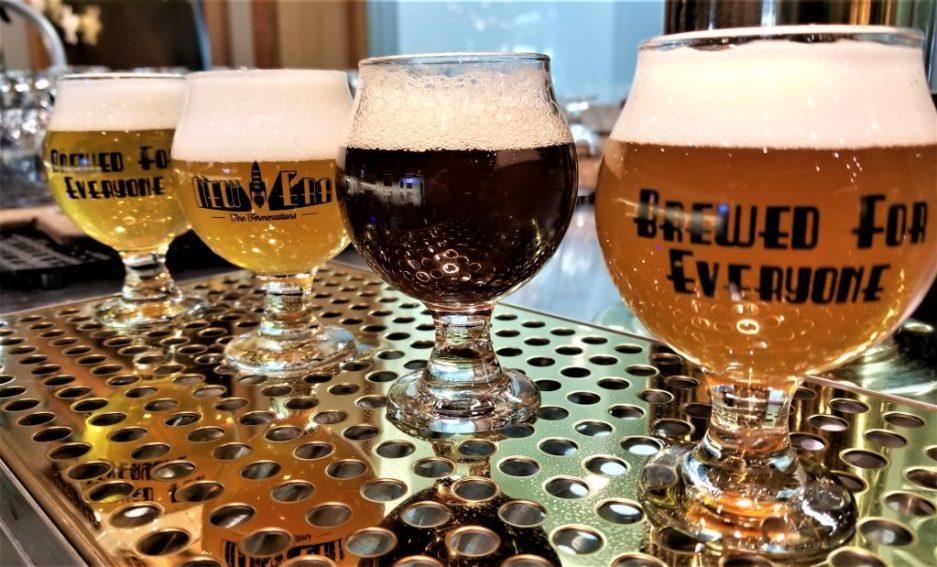 New Era Fine Fermentations gluten free beer in oklahoma