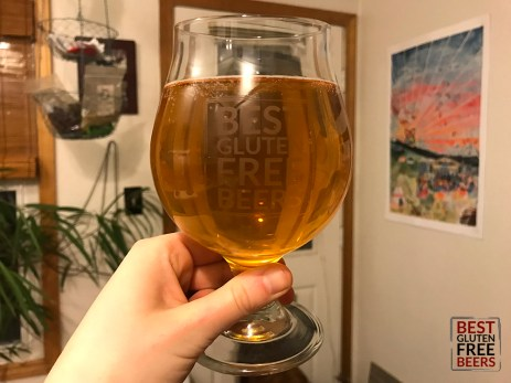 Divine Science Third Contact IPA gluten free beer review