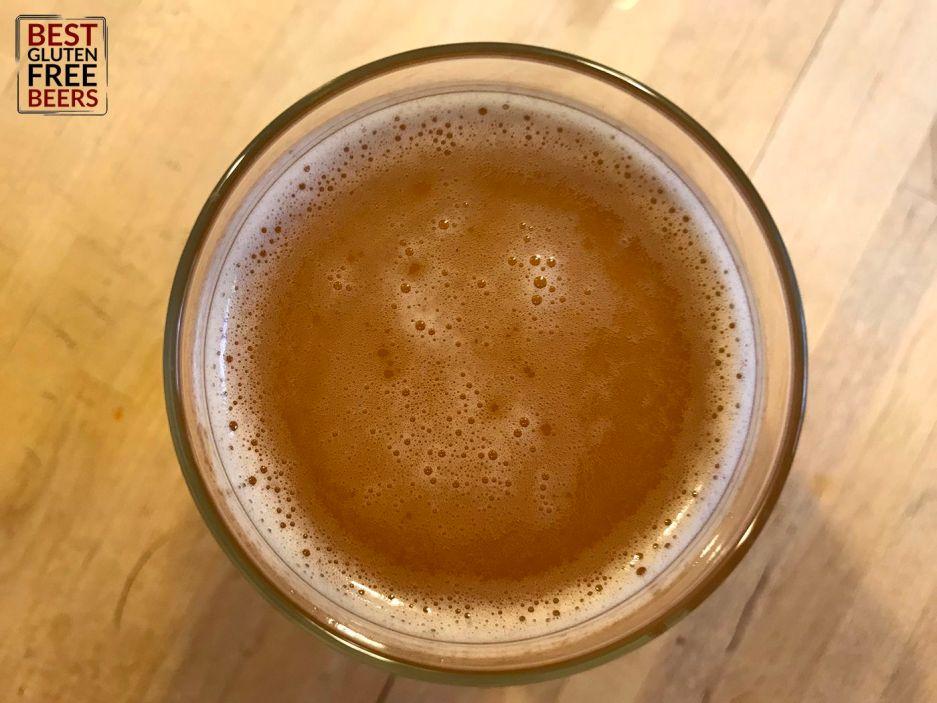Divine Science Brewing Third Contact IPA gluten free beer