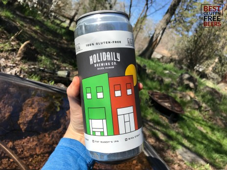 Brewnited Red IPA gluten free beer review holidaily brewing aurochs brewing grouse malt house