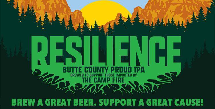 Gluten Free Resilience IPA