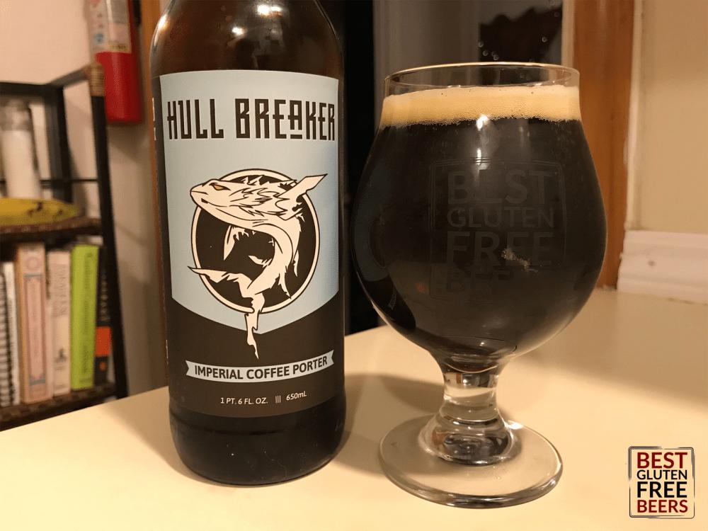 Ghostfish Brewing Hull Breaker Imperial Coffee Porter