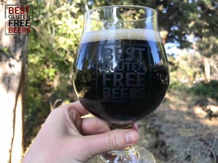 Aurochs Porter gluten free beer review