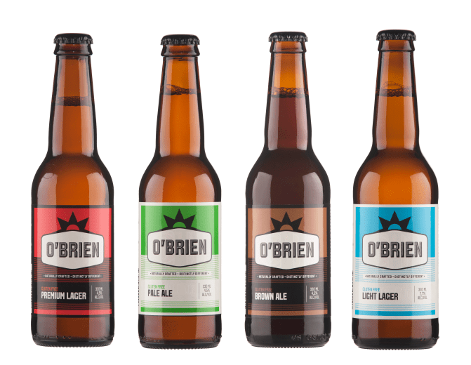 o'brine brewing gluten free beer