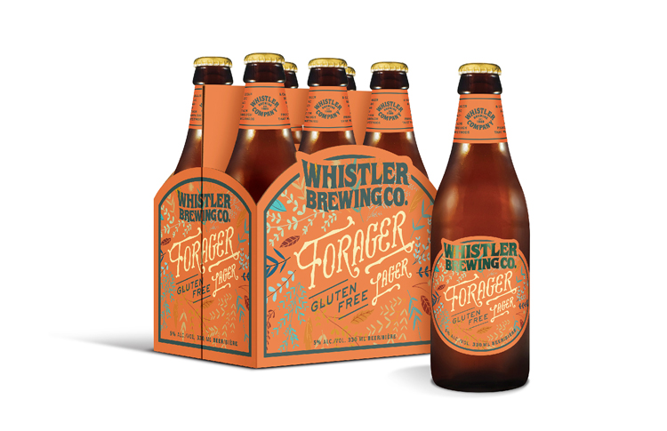 whistler brewing co. forager