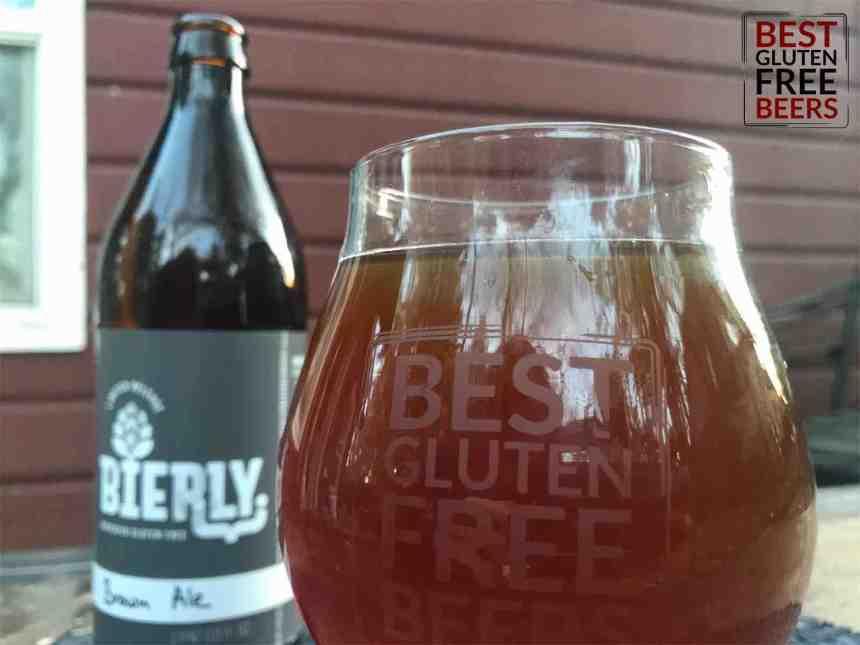 gluten free beer brown ale