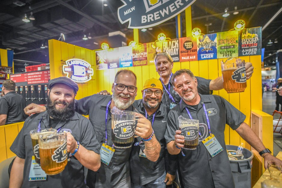 Photo © Brewers Association gluten free beer category GABF