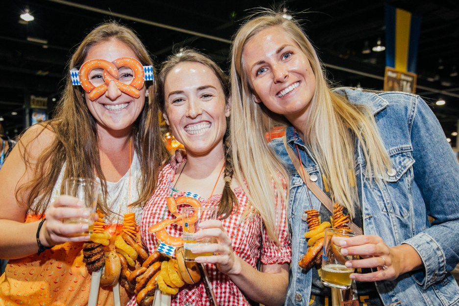 Great American Beer Festival 2019 gluten free beer category