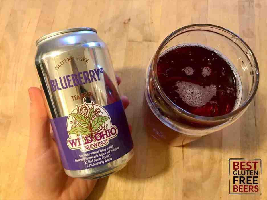 wild ohio brewing co blueberry tea beer