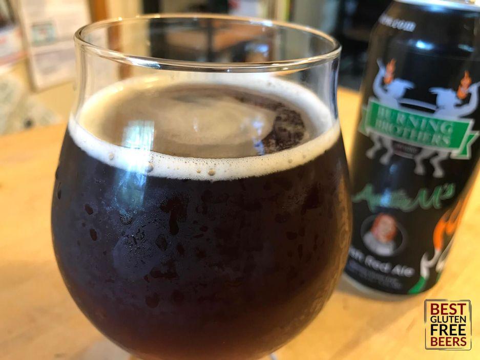 gluten free beer irish red ale