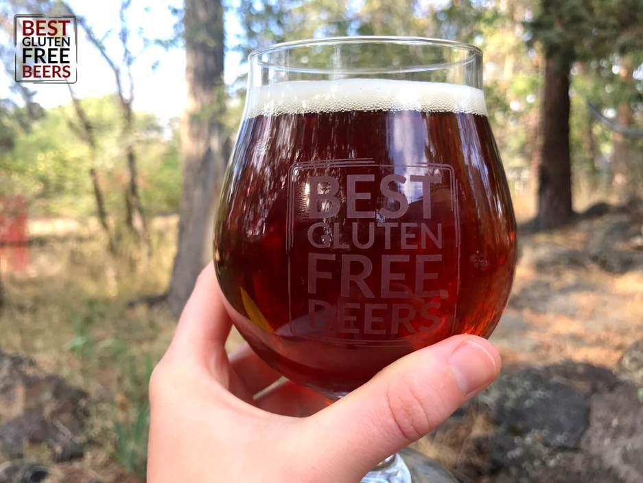 gluten free amber ale