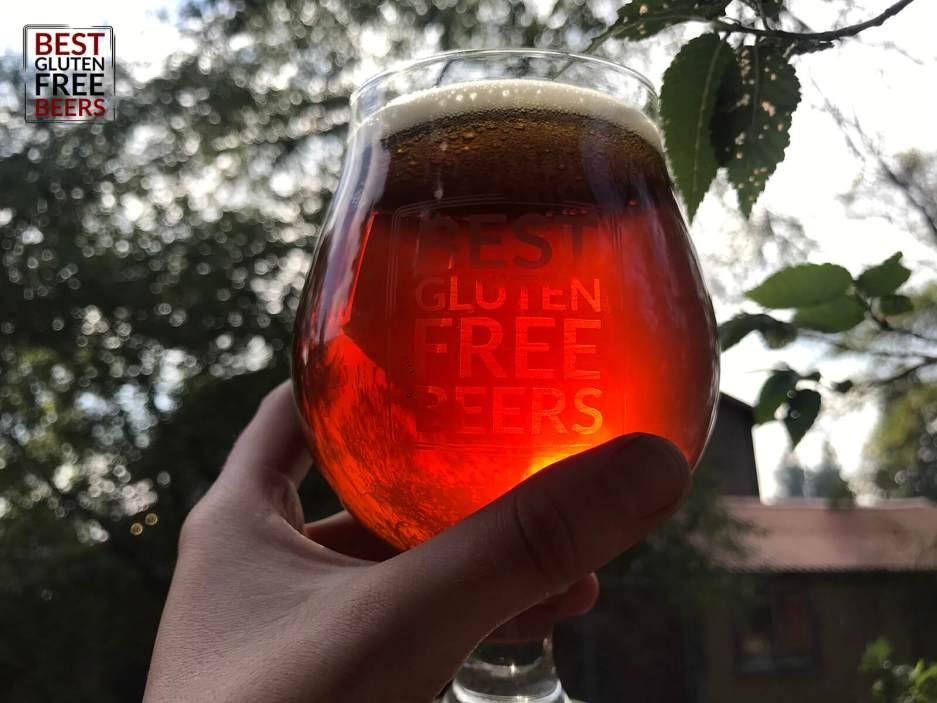 gluten free honey amber ale