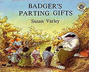 Badger's Parting Gifts by Susan Varley (1992-07-16)