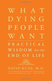What Dying People Want