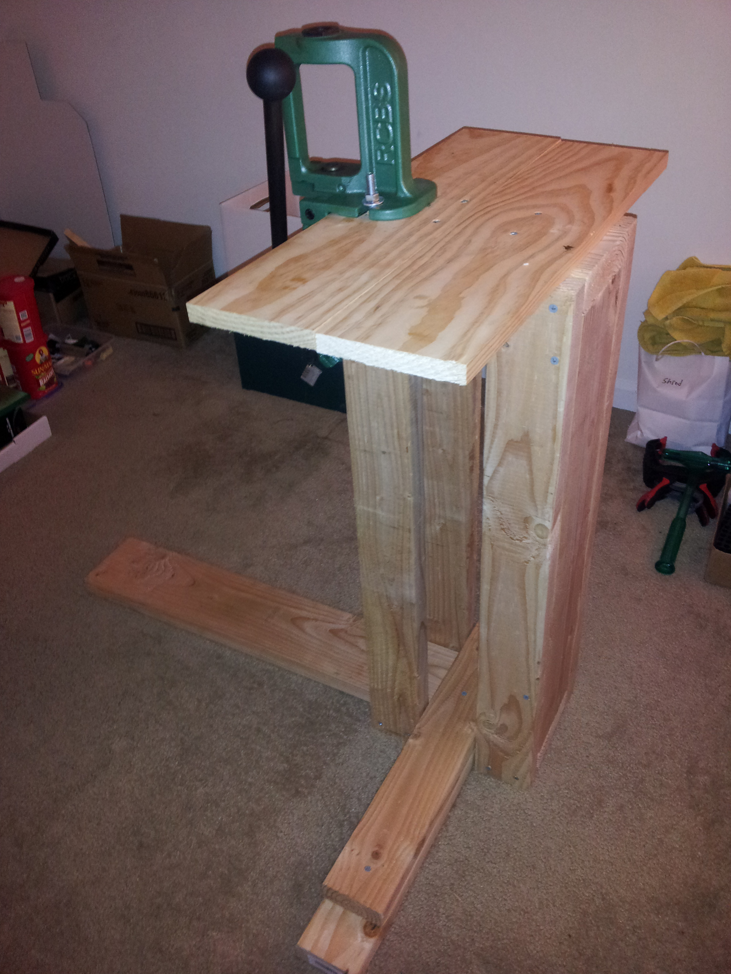 Building A Reloading Bench Questions Page 2 M14 Forum