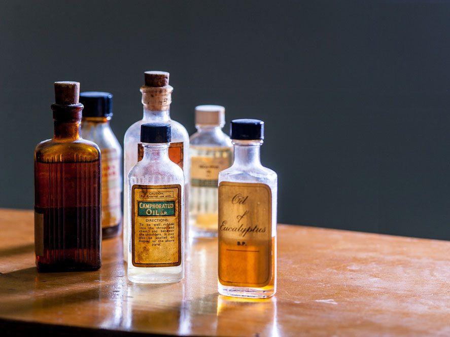 el aceite de alcanfor: 6 beneficios mágicos para la salud