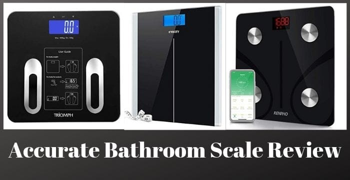 Accurate Bathroom Scale Review