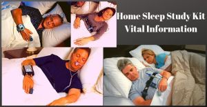 Home Sleep Study Kit