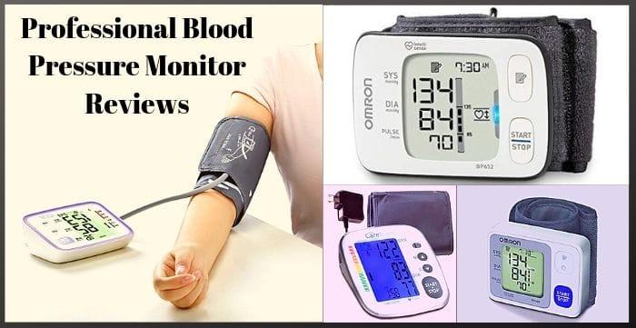 Professional Blood Pressure Monitor