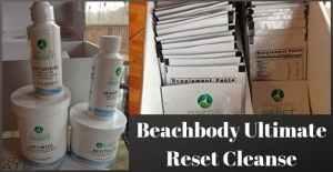 Beachbody Ultimate Reset Cleanse
