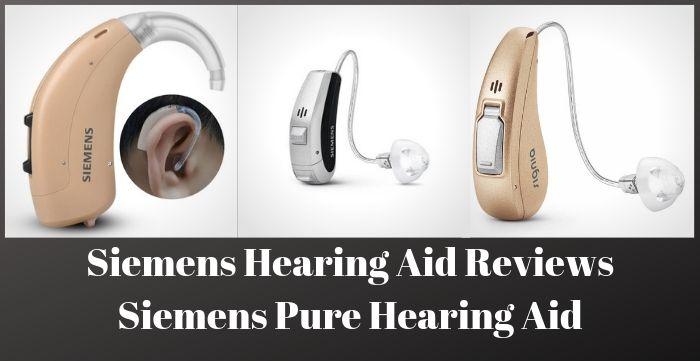 Siemens Hearing Aid Reviews