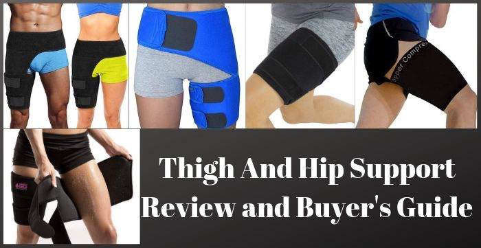 Thigh and Hip Support