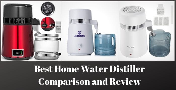 Best Home Water Distiller