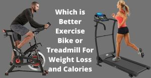 which is better exercise bike or treadmill