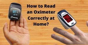 how to read an oximeter