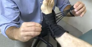 how do ankle braces work