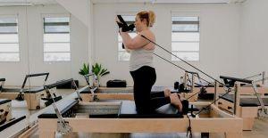 how to use a pilates machine