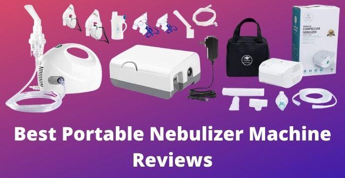 portable nebulizer machine