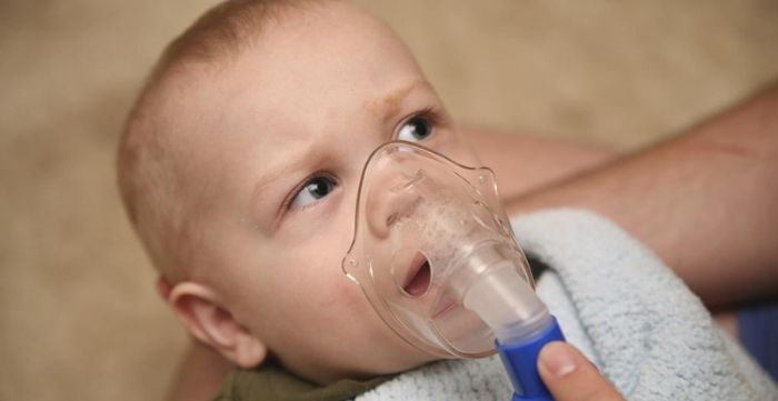 how to use a nebulizer on a baby