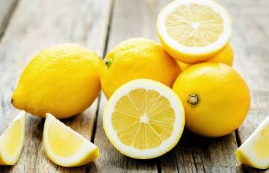 lemon health benefits