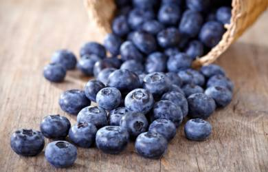 blueberries health benefits