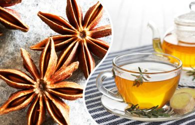 Anise and Ginger Tea
