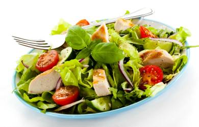 Prepare your own cancer-fighting salad