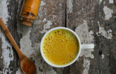 Golden Turmeric Elixir